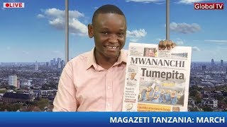 MAGAZETI JAN 04: MWALIMU ANYINYONGA KISA UGOMVI NA MKEWE