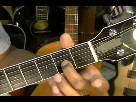 How To Play What A Friend We Have In Jesus On Guitar 3 Chords ...