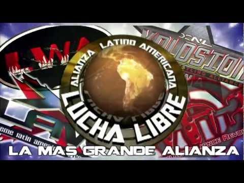 XNL - ALIANZA LATINOAMERICANA DE LUCHA LIBRE 2011-2012
