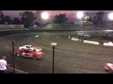 Bakersfield Speedway 8/19/17 Hobby Heat 2