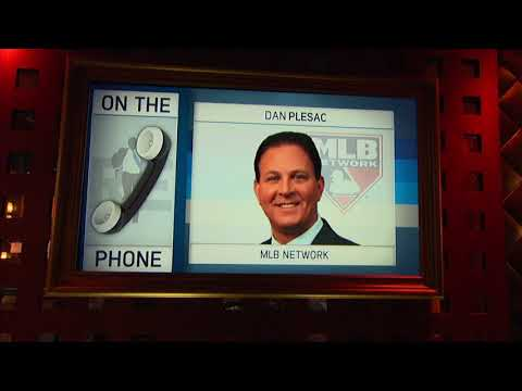 MLB Network Analyst Dan Plesac on Red Sox & Potential Signings - 12/21/17