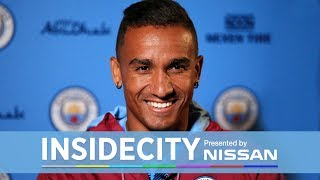 DANILO FIRST DAY SPECIAL! | Inside City 253