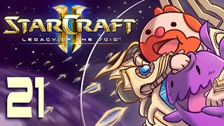 StarCraft II: Legacy of the Void [Part 21] - The Host
