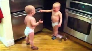 Twin Baby Boys German Translation   Deutsche Übersetzung! ENDLICH!