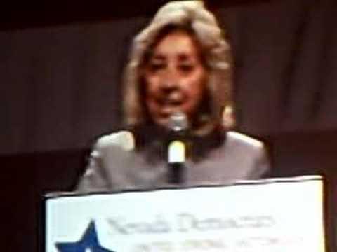 Nevada State Democratic Convention - Dina Titus