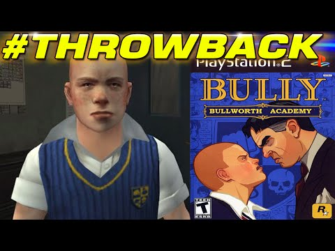 Throwback: Bully for Playstation 2