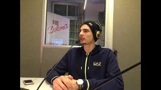 Simone Giannelli a Radio Dolomiti: