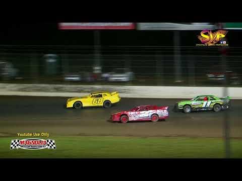 Magnolia Motor Speedway | MSSS Street Stocks | Sept  22  23 , 2017