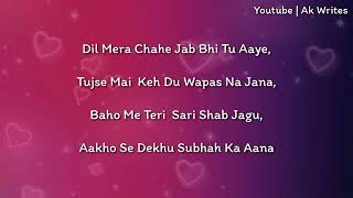Yuhi Nahi Tujhpe Dil Ye Fida Hai Lyrics   Kalank Song   YouTube 360p