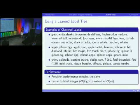 2011 Frontiers of Engineering: Large Scale Visual Semantic E