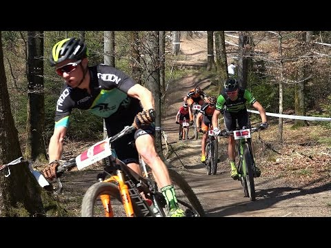 MTB Cross Country 2017  in Bad Säckingen. Elite Men