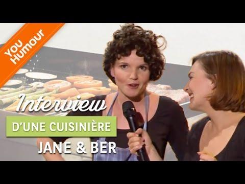 JANE ET BER, La cuisinière