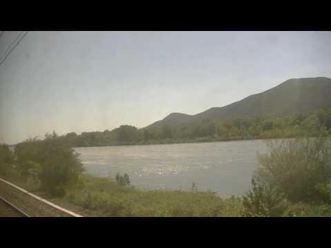 Train Trajet de Montélimar à Avignon-Centre