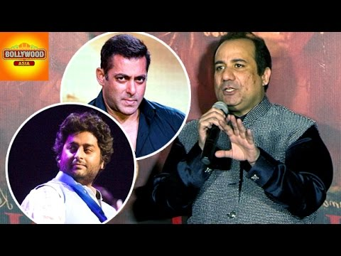 Rahat Fateh Ali Khan REACTS To Replacing Arijit Singh For 'Jag Ghoomeya' | Bollywood Asia