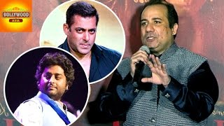 Rahat Fateh Ali Khan REACTS To Replacing Arijit Singh For