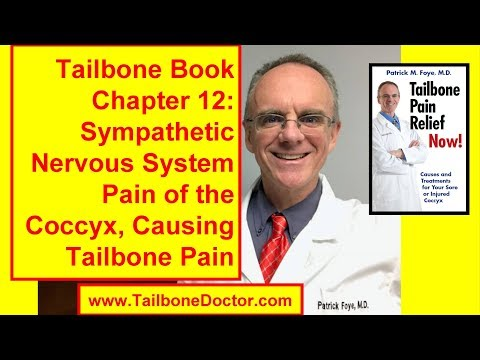 Chapter 12: Sympathetic Nervous System Causing Coccyx Pain, Tailbone Pain