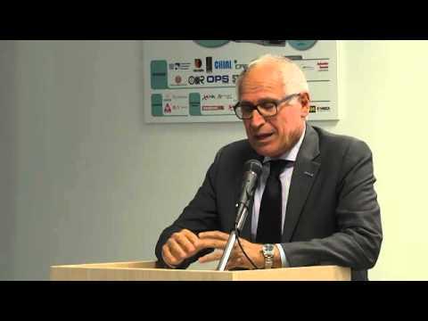 Saluti Istituzionali di Riccardo Trichilo, Presidente CSMT e AQM