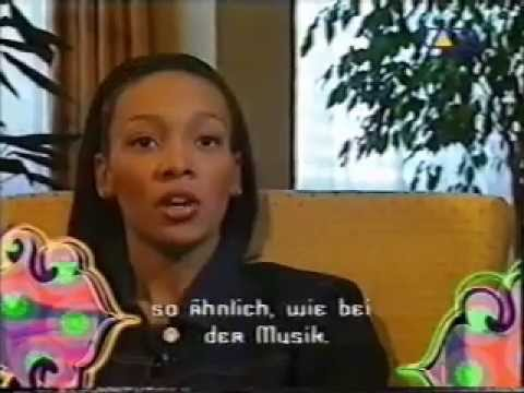 Monica - VIVA Interview 1998