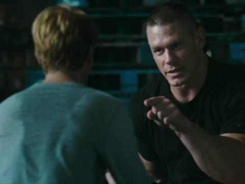 """John Cena stars in WWE Studios' """"Legendary,"""" in theaters"""