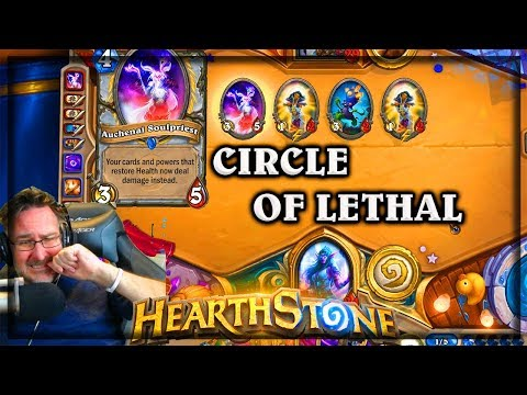 Circle of Lethal 🍀🎲 ~ Kobolds and Catacombs ~ Hearthstone Heroes of Warcraft