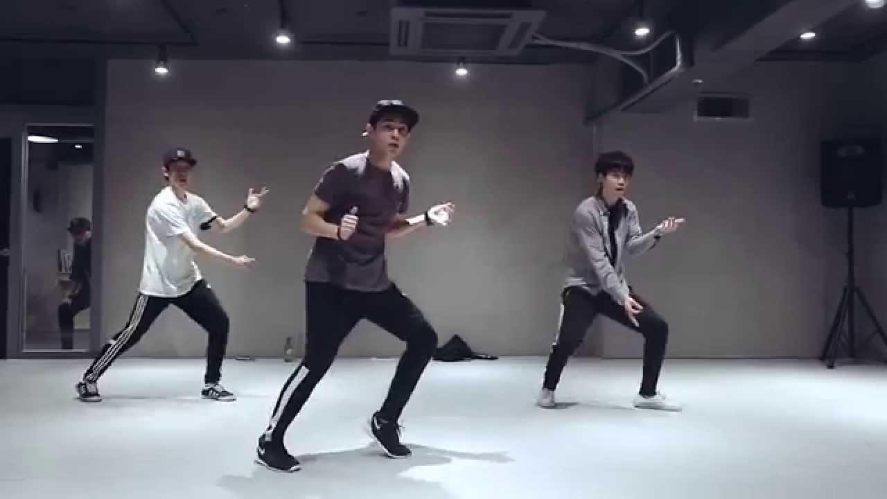 Junho Lee Choreography - Rude - Magic!.mp4 - YouTube