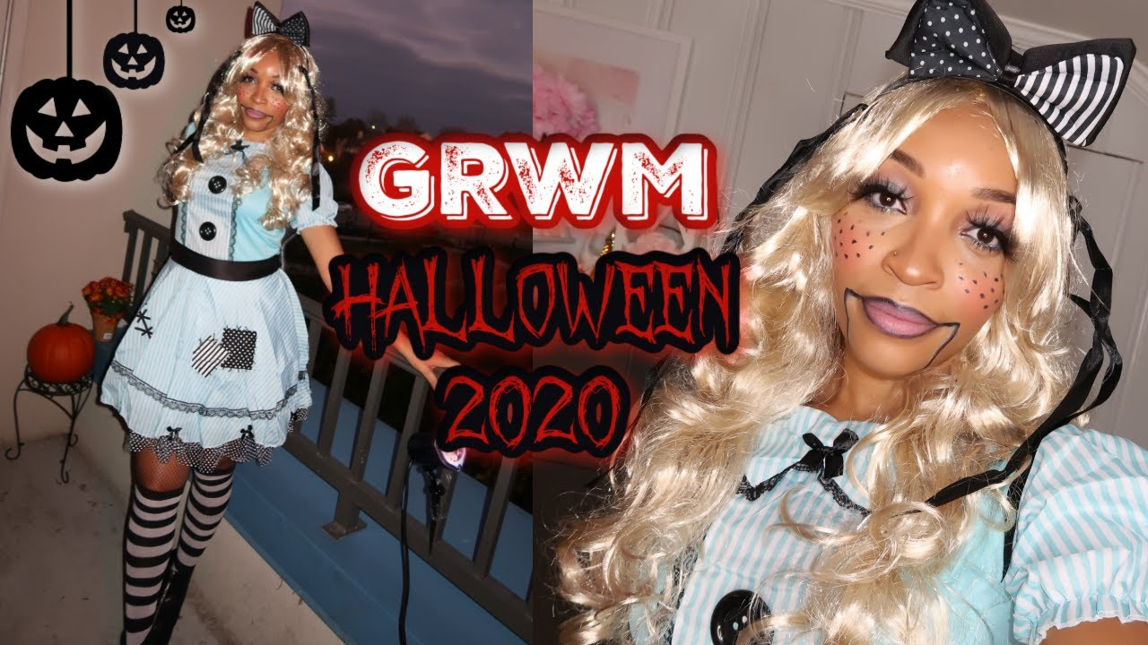 Grwm Halloween 2020 Youtube No halloween party is complete unless you and all of your guests come in their best scary costume! youtube