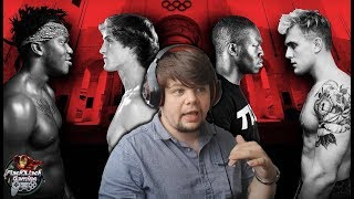 My thoughts on KSI VS Logan Paul AUGUST 25TH!!!