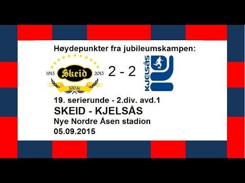 Høydepunkter fra Skeid - Kjelsås 05.09.2015