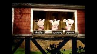 Singing Cows at World of Hershey, PA RIDE