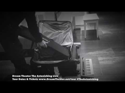 Jordan Rudess Packing For The Astonishing Live US Tour
