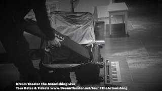 Jordan Rudess Packing For The Astonishing Live US Tour