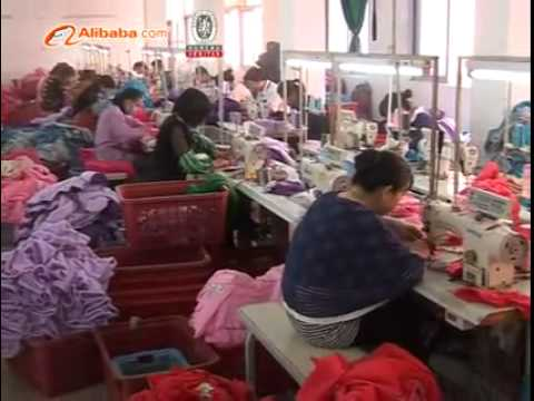 clothing factory from china with 25 export experience