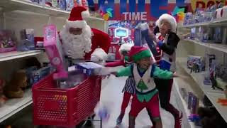 Black ish  Black Santa White Christmas clip7