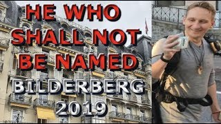 Bilderberg, Social Media & Google Criticism - With He Who Must Not Be Named