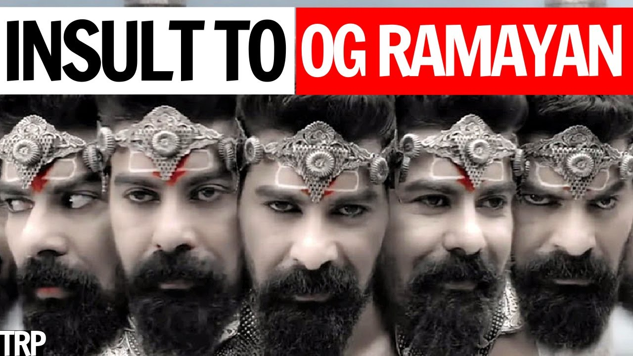 Why Did The Modern Ramayana Web Series Fail Miserably? | Ramyug MX Player Review & Analysis