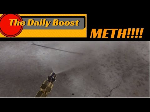 The Daily Boost EP3 - Meth Kit Install!