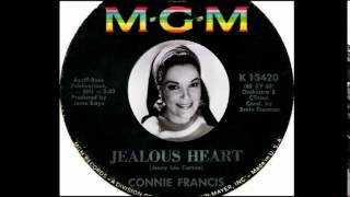 Connie Francis - Jealous Heart  (1965)