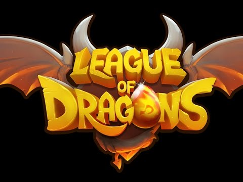 LEAGUE OF DRAGONS Android / iOS Gameplay Trailer