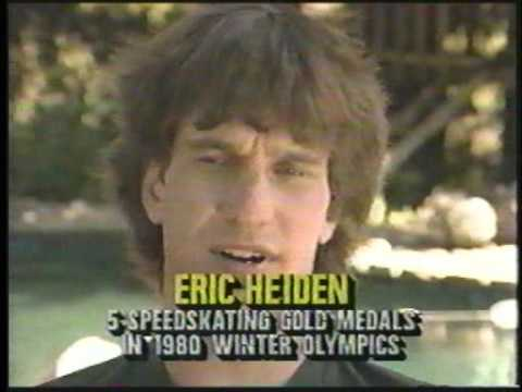 Eric Heiden Interview - 1988 Subaru Cycling Series