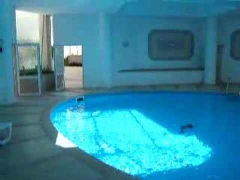Indoor Pool at Oasis Residence, Side Turkey