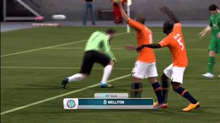 Welliton and Wallyson FIFA 12 Ultimate Team