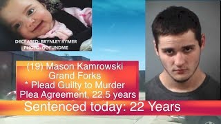 Grand Forks Man Sentenced To 22 Years Prison For Baby Murder