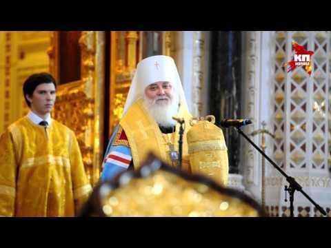 МЧС России участвует в праздничных молебнах в честь иконы Божией Матери «Неопалимая Купина»