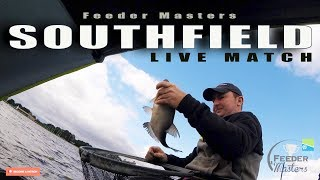 FEEDER MASTERS 'LIVE MATCH' SOUTHFIELD - FEEDER FISHING FOR BREAM