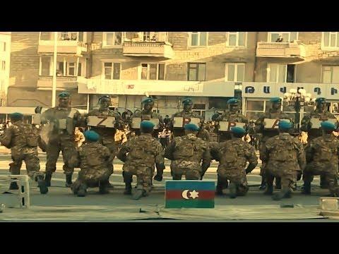 Армянская армия мочит флаг азеров / Армия Армении / Спецназ АО Арцах / Карабах это Армения