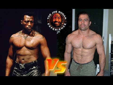 Joe Rogan Discusses Almost Fighting Wesley Snipes