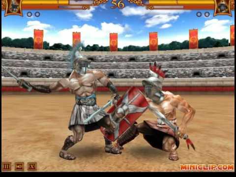 Gladiator Flash Game