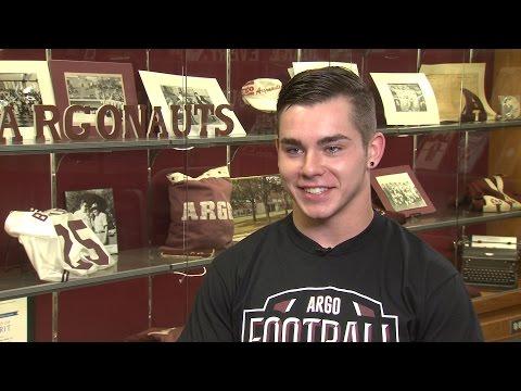 Xfinity Prep Profile: Jimmy Rich, Argo Community High School