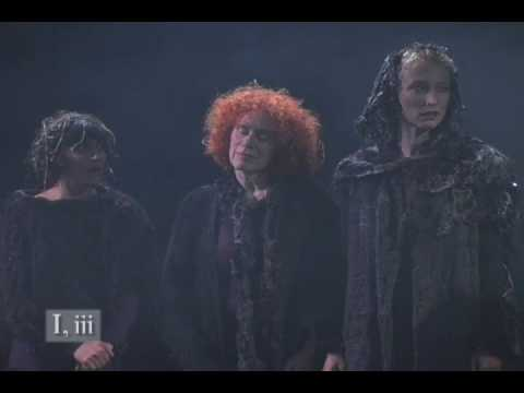 Macbeth (I,3): Macbeth & Banquo Meet the Witches