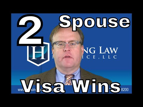 St. Louis Immigration Attorney Discusses 2 Recent Spouse Visa Wins